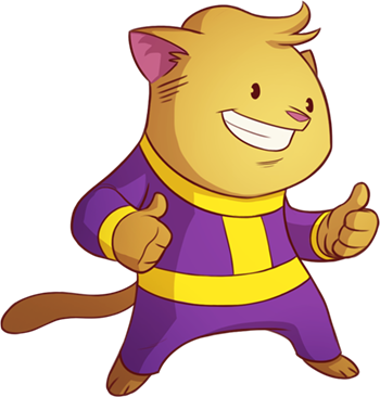 Tap Cats: Idle Warfare messages sticker-11