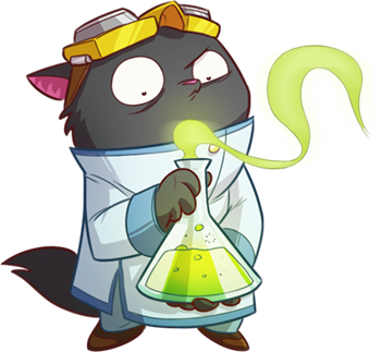 Tap Cats: Idle Warfare messages sticker-2
