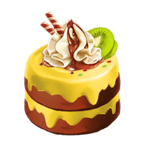The Cooking Game- With Cute iMessage Food Stickers messages sticker-5