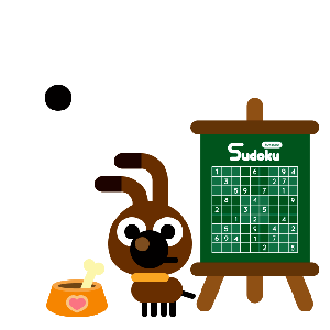 Sudoku Awesome messages sticker-4