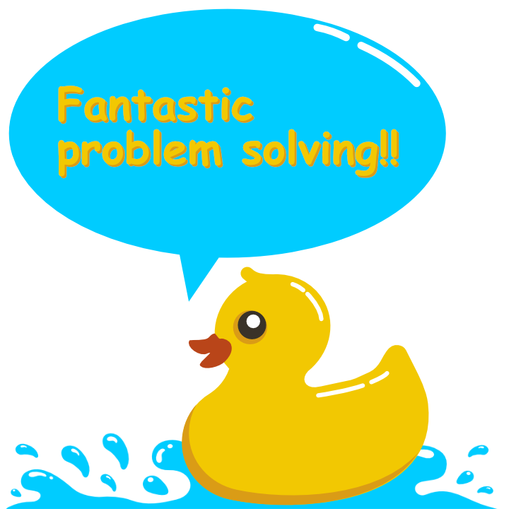 Daily Rubber Ducking messages sticker-2