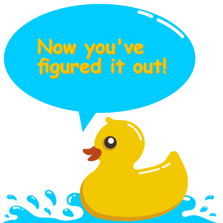 Daily Rubber Ducking messages sticker-3