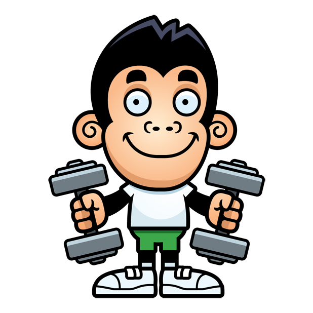 UB Fitness messages sticker-9