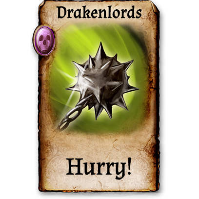 Drakenlords: CCG Card Duels messages sticker-4
