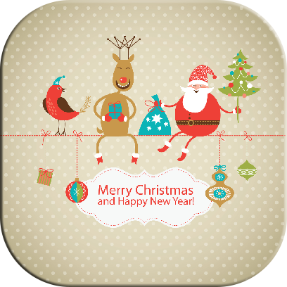 Christmas Greetings Puzzles - Real Jigsaw Puzzle messages sticker-5