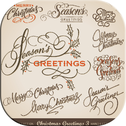 Christmas Greetings Puzzles - Real Jigsaw Puzzle messages sticker-7