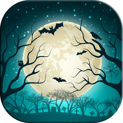 Halloween Jigsaw Puzzles Game messages sticker-11