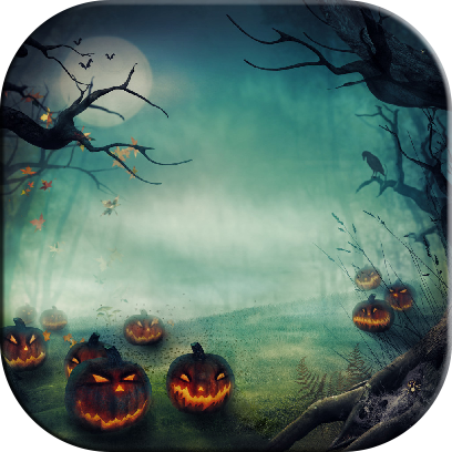 Halloween Jigsaw Puzzles Game messages sticker-8