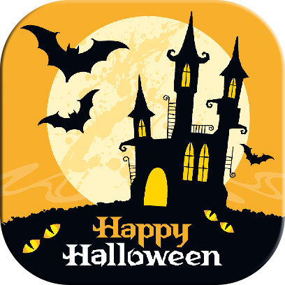 Halloween Jigsaw Puzzles Game messages sticker-6