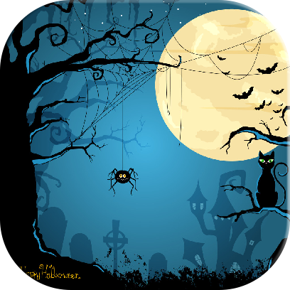 Halloween Jigsaw Puzzles Game messages sticker-10