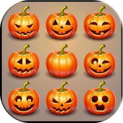 Halloween Jigsaw Puzzles Game messages sticker-9