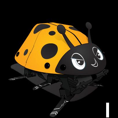 Kamigami Robots by Dash Robotics messages sticker-1