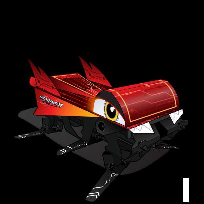 Kamigami Robots by Dash Robotics messages sticker-4