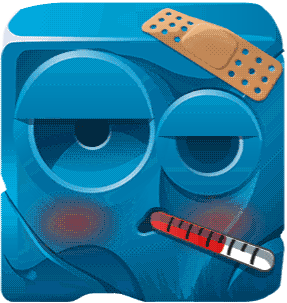 Tap the Blocks messages sticker-9