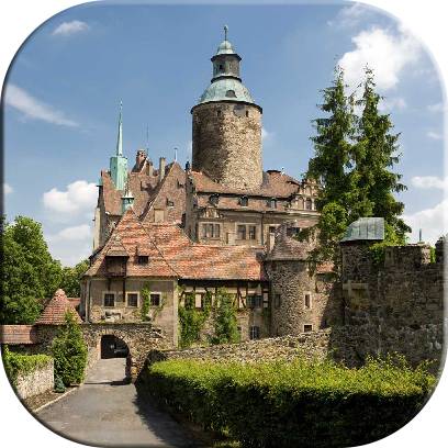 Castles Jigsaw Puzzles messages sticker-5