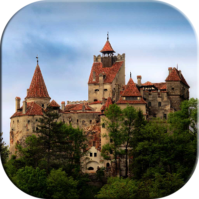 Castles Jigsaw Puzzles messages sticker-4