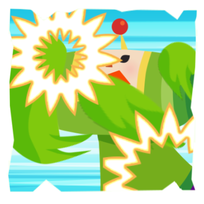 Tap My Katamari - Endless Cosmic Clicker messages sticker-1