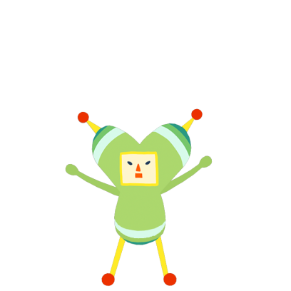 Tap My Katamari - Endless Cosmic Clicker messages sticker-10