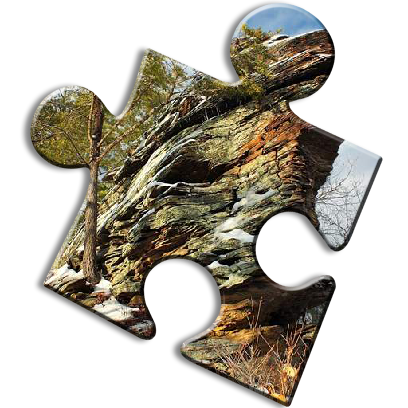Nature Jigsaw Puzzles messages sticker-2