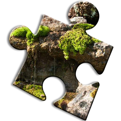 Nature Jigsaw Puzzles messages sticker-0
