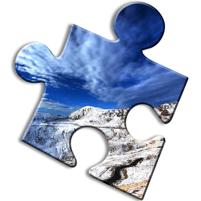 Nature Jigsaw Puzzles messages sticker-4