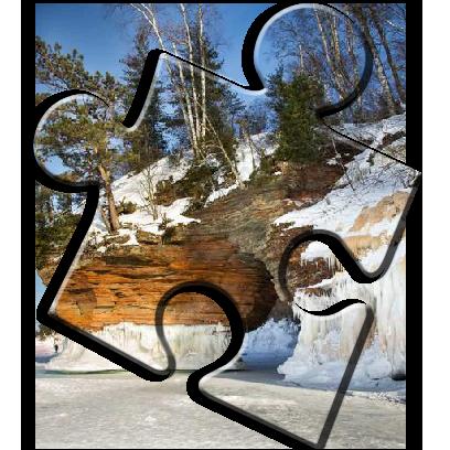 Nature Jigsaw Puzzles messages sticker-1
