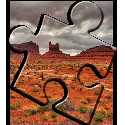 Nature Jigsaw Puzzles messages sticker-5