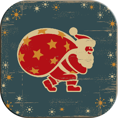Christmas Jigsaw Puzzles - Magic Puzzles messages sticker-11