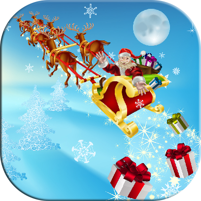 Christmas Jigsaw Puzzles - Magic Puzzles messages sticker-0