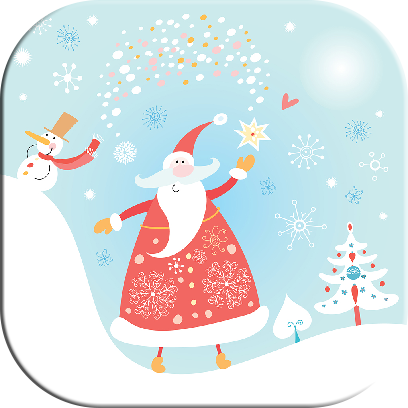 Christmas Jigsaw Puzzles - Magic Puzzles messages sticker-8