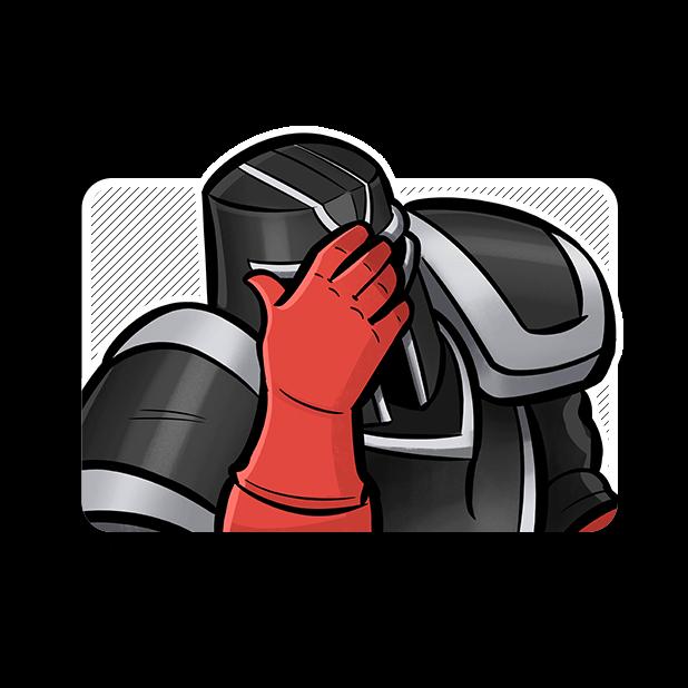 Castle Crush: Epic Card Games messages sticker-5