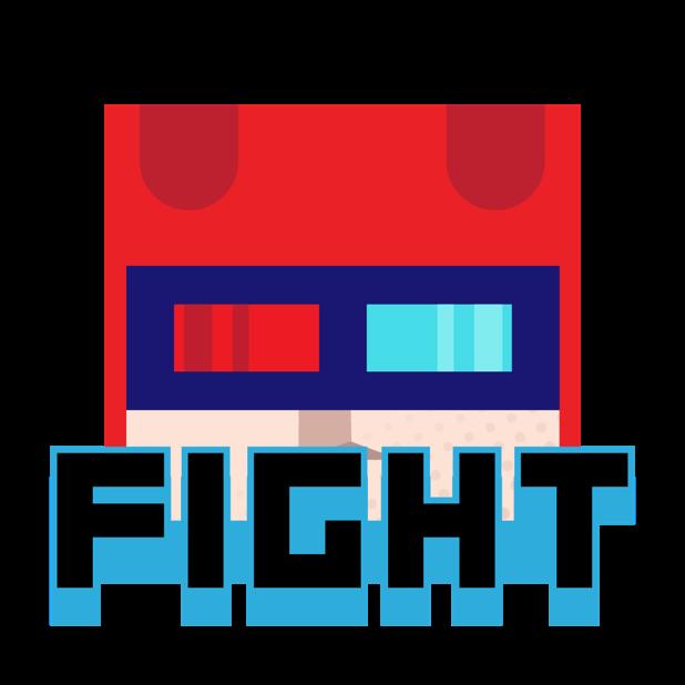 Super Duper Punch messages sticker-11