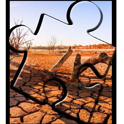 Landscape Jigsaw Puzzles messages sticker-3