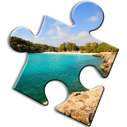 Landscape Jigsaw Puzzles messages sticker-11