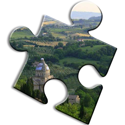 Landscape Jigsaw Puzzles messages sticker-8