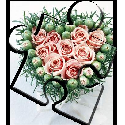 Romantic Love Puzzle Games messages sticker-1