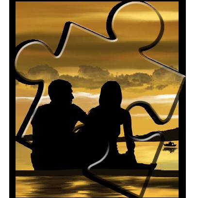Romantic Love Puzzle Games messages sticker-5
