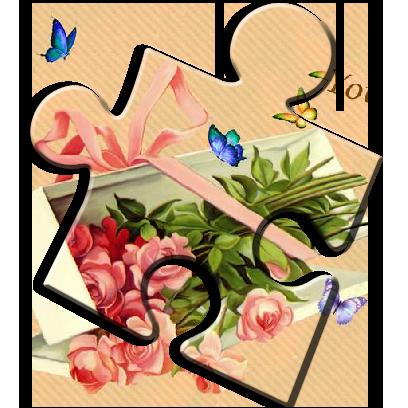 Romantic Love Puzzle Games messages sticker-4