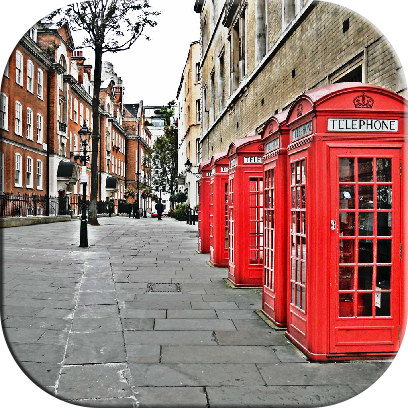London Jigsaw Puzzle Games messages sticker-10