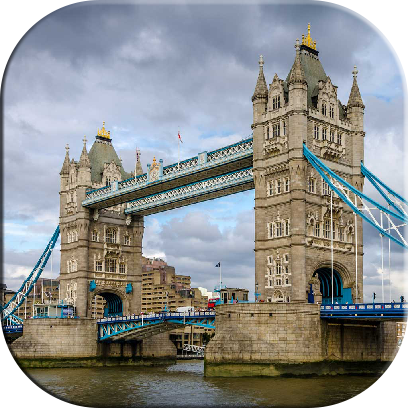 London Jigsaw Puzzle Games messages sticker-1