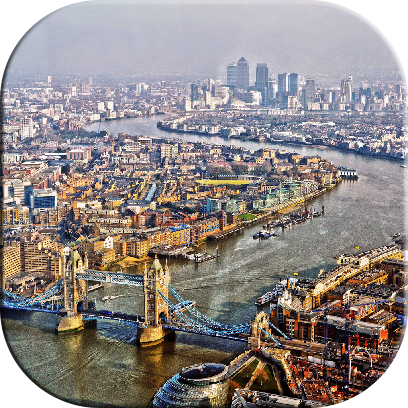 London Jigsaw Puzzle Games messages sticker-4