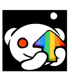 Reddit: Trending News messages sticker-1