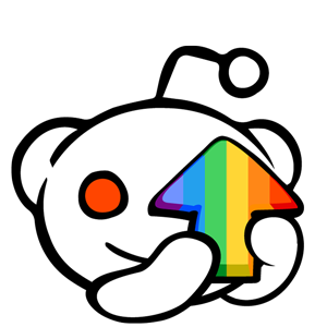 Reddit messages sticker-1