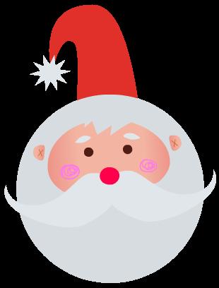 Xmas Time - Call Santa Claus messages sticker-0