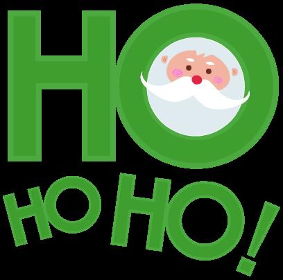 Xmas Time - Call Santa Claus messages sticker-10