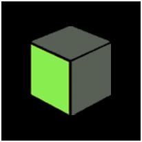 Colorful Cubes messages sticker-1