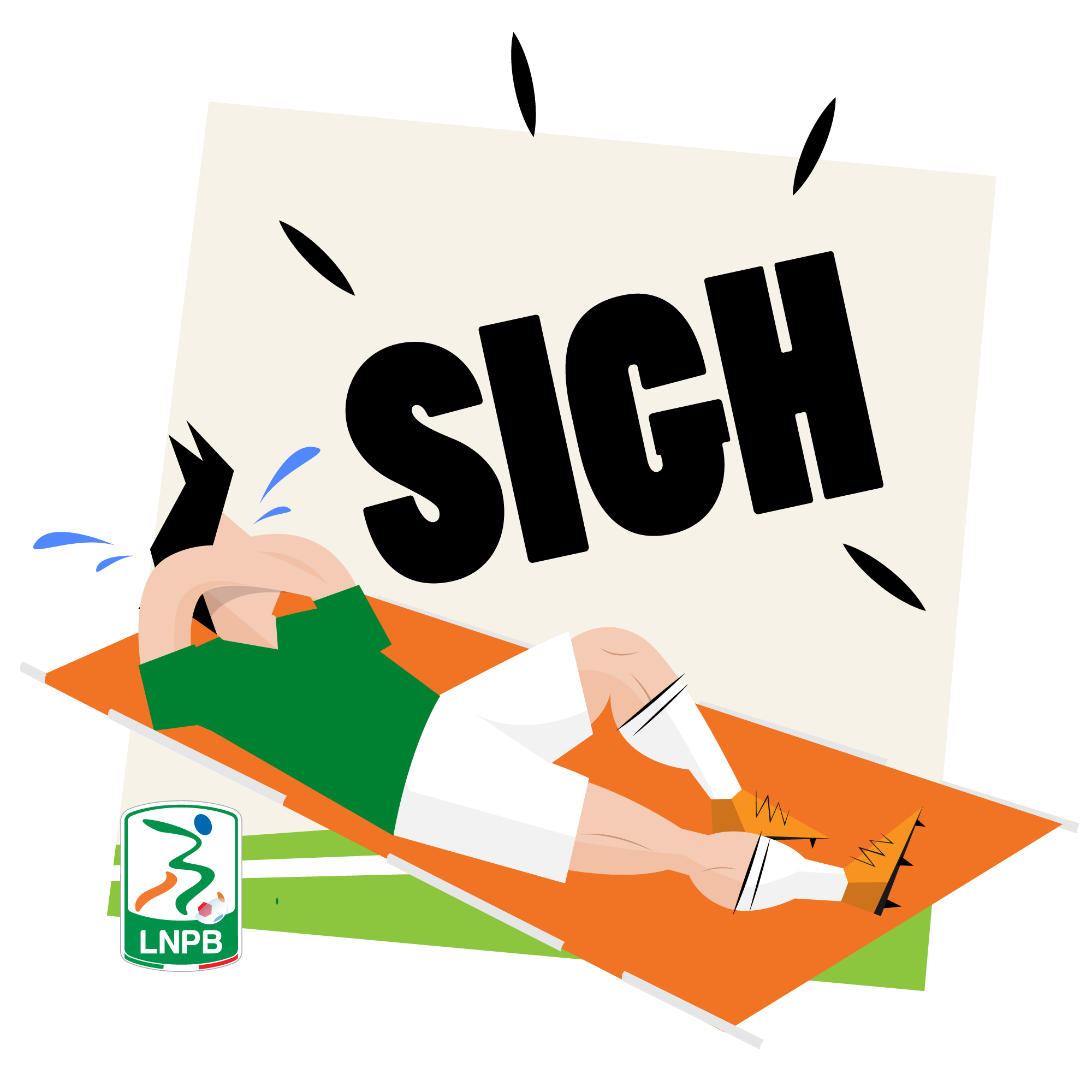 Lega B - App ufficiale messages sticker-1