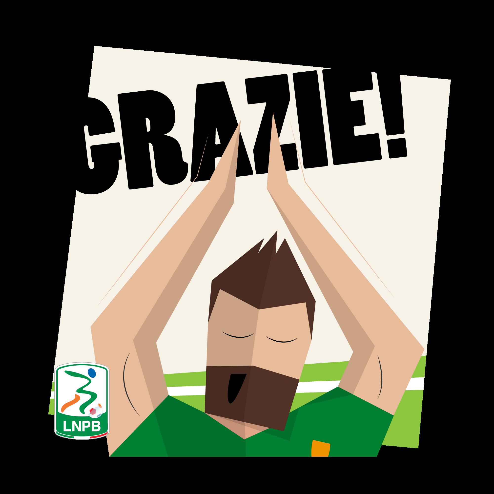 Lega B - App ufficiale messages sticker-3
