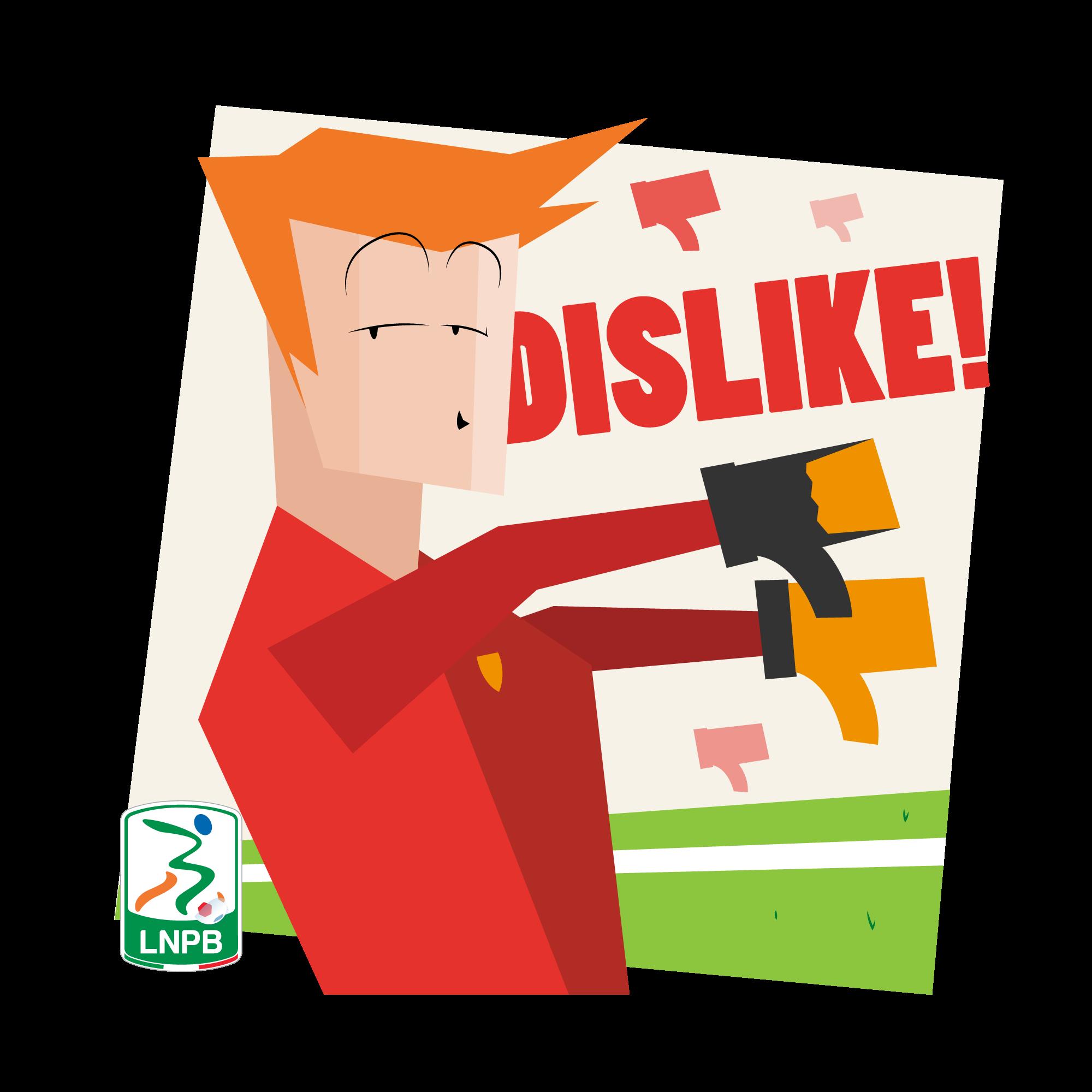 Lega B - App ufficiale messages sticker-5