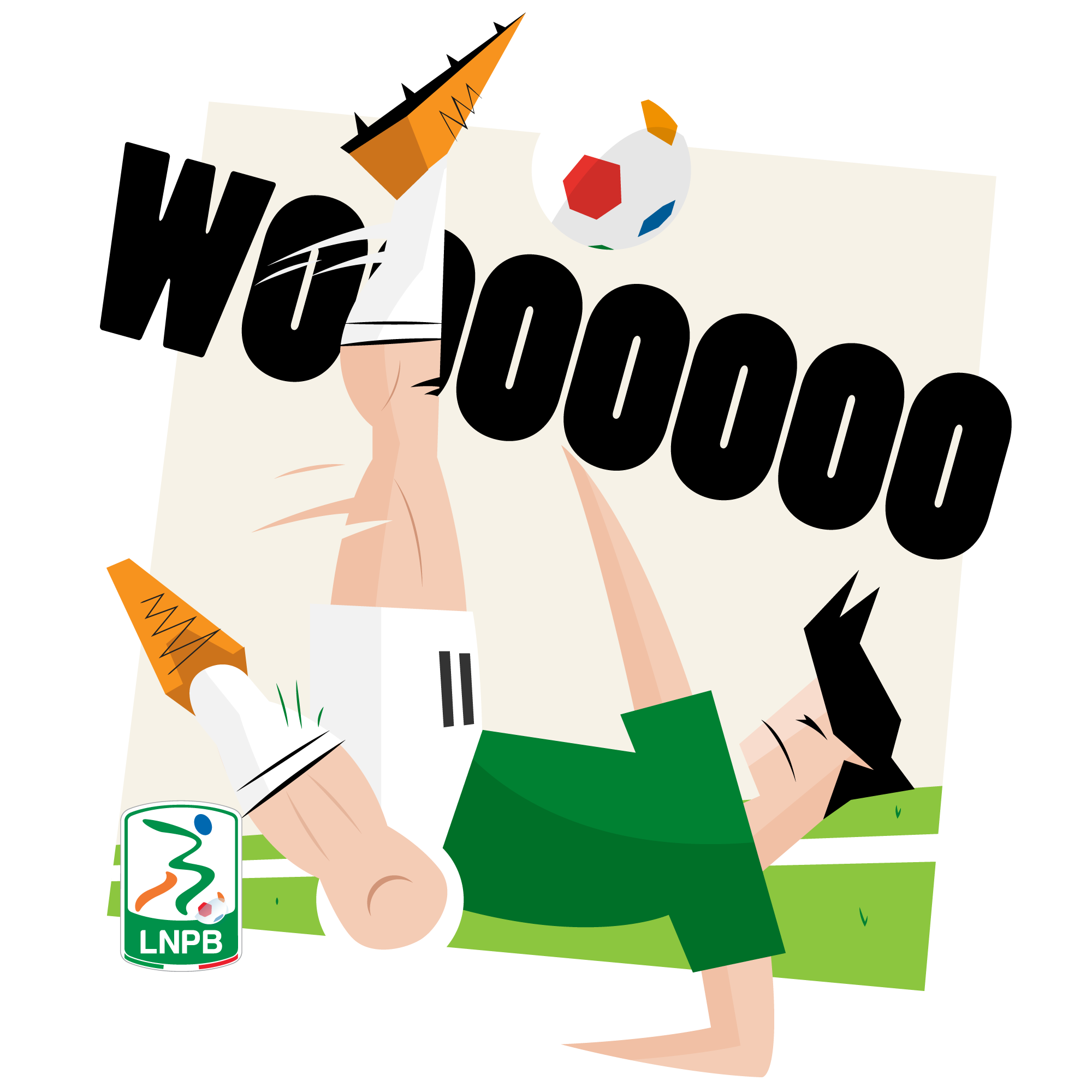 Lega B - App ufficiale messages sticker-0
